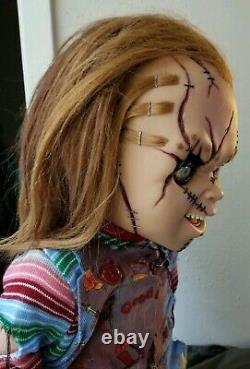 Seed of Chucky Life Size Doll Sideshow Prop replica Child's Play Good Guys LIFE