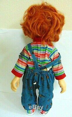 Spencer Gifts LIFE SIZE CHILD'S PLAY Chucky Doll 24