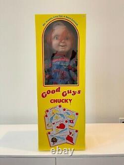 Spirit Halloween 30 Inch Good Guys Chucky Doll Child's Play 2 NEW IN HAND