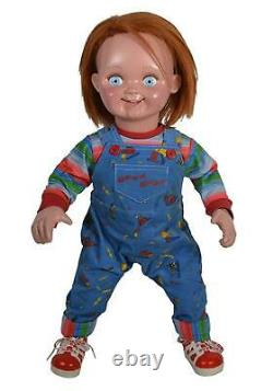 TRICK OR TREAT STUDIOS CHILDS PLAY GOOD GUY CHUCKY DOLL LIFE SIZE sideshow