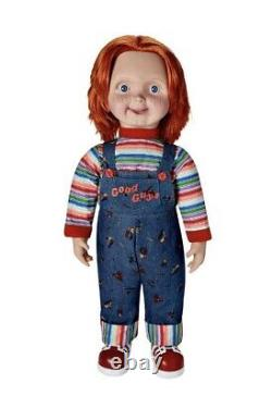 TRUSTED SELLER Child's play 2 Chucky good guy doll life size 30 Inch Halloween