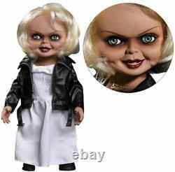 Tiffany Doll Bride Of Chucky Child's Play 15 Mezco Talking Mega Scale with Sound