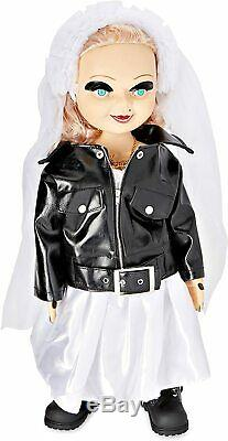 Tiffany Doll Bride of Chucky OFFICIALLY LICENSED Chucky Doll Child's Play