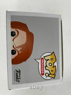 Tone Rodriguez Signed Child's Play 2 Chucky Funko POP Sketch Autograph JSA COA