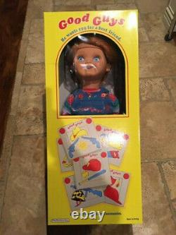 Trick Or Treat Studios CHUCKY 30 Life Size Doll Childs Play 2 New In Box
