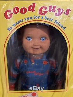 Trick Or Treat Studios CHUCKY (Childs Play 2) Good Guys Doll Life Size 1/1 Scale