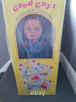 Trick Or Treat Studios Childs Play Chucky Doll 11 Replica