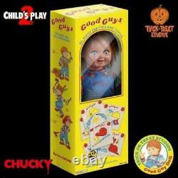 Trick Or Treat Studios Chucky Child's Play 2 Good Guys Doll Licensed LAYAWAY