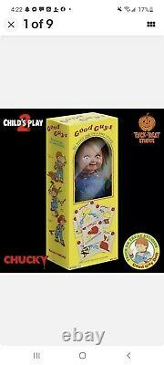 Trick Or Treat Studios Chucky Child's Play 2 Good Guys Doll Licensed PRESALE