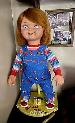 Trick Or Treat Studios Chucky Child's Play 2 Good Guys Doll With Extras