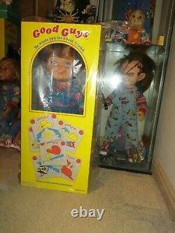 Trick Or Treat Studios Life Size Childs Play Chucky Good Guy Doll Prop