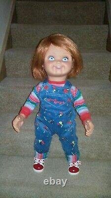 Trick Or Treat Studios Life Size Childs Play Chucky Good Guy Doll Prop Nrfb