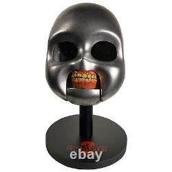 Trick or Treat Studio Childs Play 2 Chucky Doll Skull Head Halloween Prop +Stand