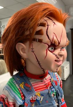 Trick or Treat Studios Child's Play Seed of Chucky Chucky life Size Doll Prop
