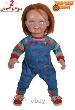 Trick or Treat Studios Childs Play 2 Good Guys Chucky Life Size Doll New