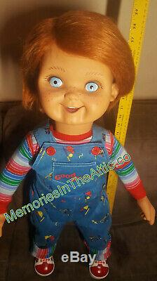 Trick or Treat Studios Childs Play Good Guy Chucky Doll Life Size Halloween Prop
