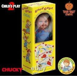 Trick or Treat Studios KICKSTARTER Chucky / Childs Play / Good Guy Doll
