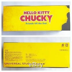 USJ Japan HelloKitty LTD 2018 Child Play Chucky Plush Tiffany Pair Boxed F/S NEW