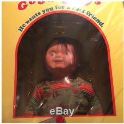 Very Rare 2002 Medicom Chucky Child's Play 2 Good Guys Prop Size Doll No. 13