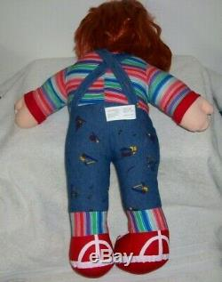 Vintage 1995 Child's Play 24 (Chucky Doll) Horror Spencer Gifts Inc. See Pics