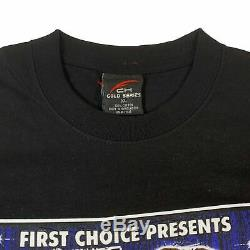 Vintage Blinged Out Chucky Child's Play T-Shirt Sz XL Rap Tee Freddy Kruger