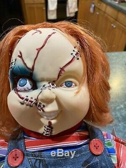Vintage Bride of Chucky Doll 24 Childs Play Good Guys Life Size with Tag