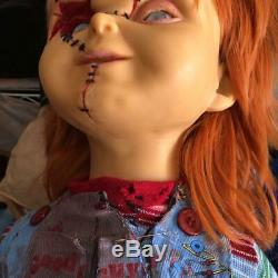 Vintage Child Play Chucky Doll Life Size Figure Very Rare M